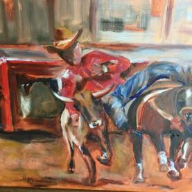 Cowboy at Large