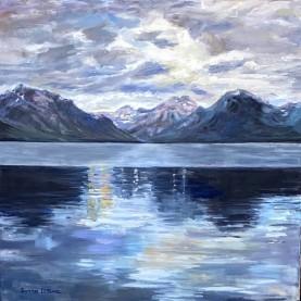 Lake McDonald Fall