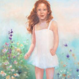 Portrait of Collette