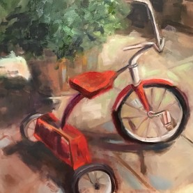 Second Place- Tricycle