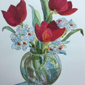 Opening of Spring