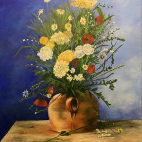 Third Place- Handfull of Wild Flowers