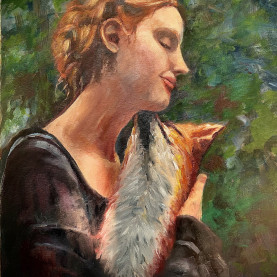 Lady and Fox